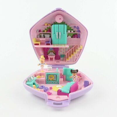 POLLY POCKET 1994 Slumber Party *COMPLETE*