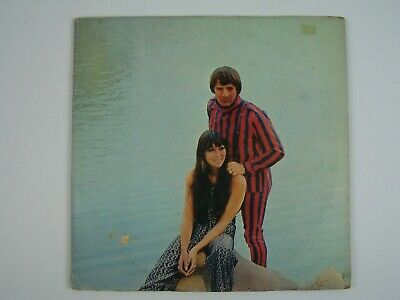 Sonny & Cher - Sonny & Cher's Greatest Hits Vinyl LP Record Album A2S-5178