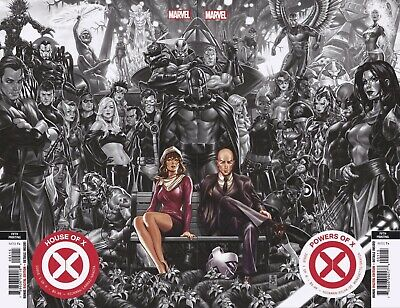 House Of X Powers Of X #1 5th Print 🔥 Brooks Connecting Variant Set🔥11/13/19