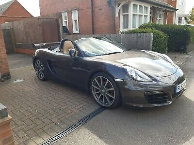 Porsche Boxster 981 2.7 2013 Service history 37k CAT C GEARBOX ISSUE