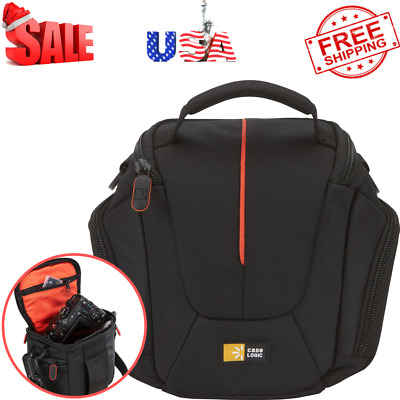 Camera Bag Case DSLR Canon Nikon Sony Mirrorless Photo Shoulder For Travel