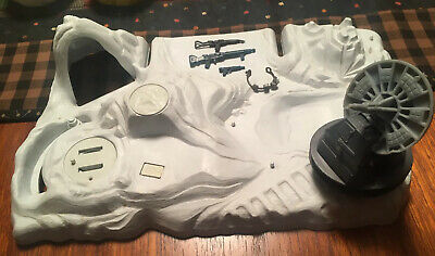 Vintage Star Wars Lot Hoth Ice Planet Playset Parts and Accessories (No Reserve)