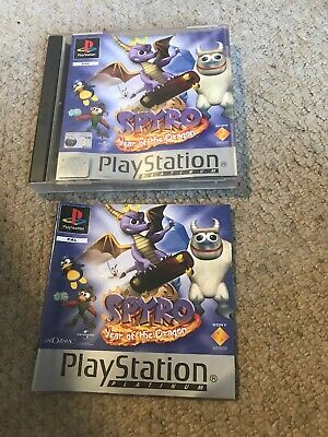 Spyro: Year Of The Dragon - Sony PlayStation 1 - 2 - PS1 PS2