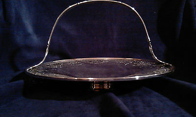 Whiting NeoClassical Handled Sandwich Plate/Tray