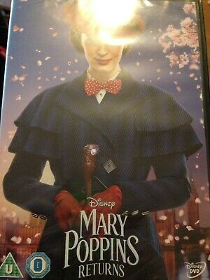 Mary Poppins Returns  New (DVD  2019)