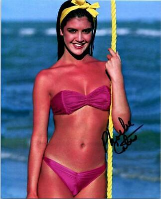 Phoebe Cates signed 8x10 Photo Picture autographed VERY NICE + COA