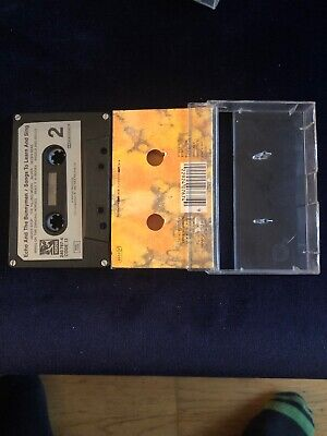 Echo & The Bunnymen:  Songs to Learn and Sing  UK  EX    Cassette