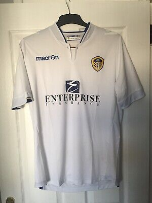 leeds united 2014/15 home shirt xl extra large mens great condition