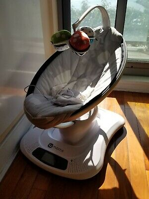 4moms Mamaroo 4 Infant Seat Grey Classic