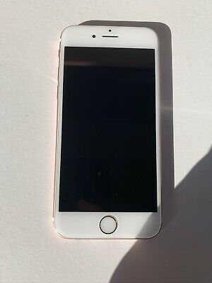 iPhone 6s Rose Gold Unlocked 32GB Faulty