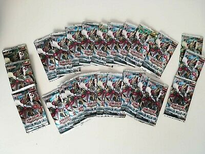 24 Booster Judgment Of Light Giudizio Della Luce YugiOh Sealed Chiuse lotto