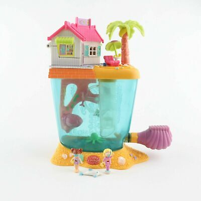POLLY POCKET 1996 Dolphin Island *COMPLETE w/ DOLPHIN*