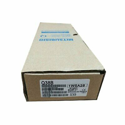 1PC Mitsubishi PLC Q38B Module New In Box Expedited Shipping