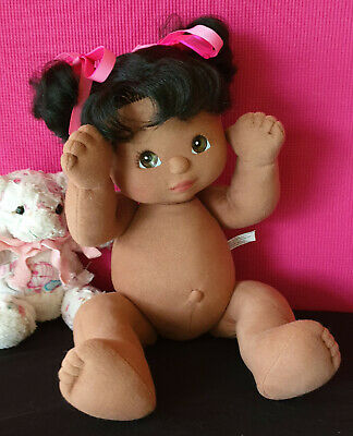 Pretty AA Mattel My Child Doll ~ Sold Naked