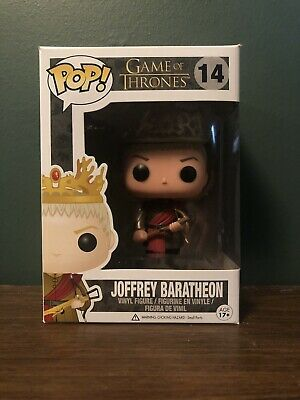 Funko Pop! Game of Thrones Joffrey Baratheon #14 Vaulted GoT