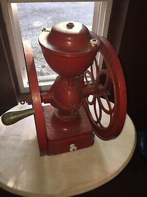 Vintage Enterprise Philadelphia Coffee Grinder 1898
