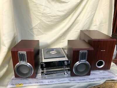 Philips MCD703 Micro Theatre Complete System DVD