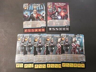 Eat Nuts 143 CW Super Rare Promo OP Dice Masters Squirrel Girl Kick Butts