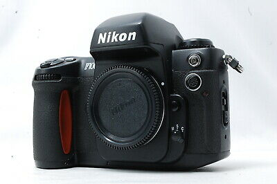Nikon F100 35mm SLR Film Camera Body Only  SN2087236  **without BACK DOOR**
