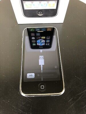 Apple iPhone 3G - 16GB - White (AT&T) A1241 (GSM)