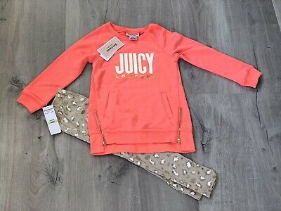 [BNWT] Juicy Couture Sweater Set Girl size 4T