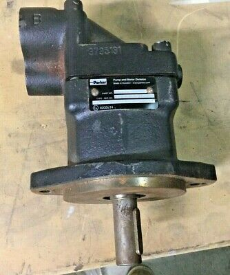 PARKER F11-006-MB-CV-K-209-0000-0X Hydraulic Fixed Displacement Motor