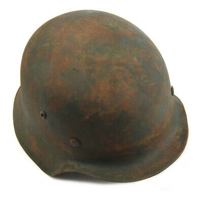 GERMAN WW2 WEHRMACHT M1942 M42 HELMET Hand Aged Free shipping from the USA