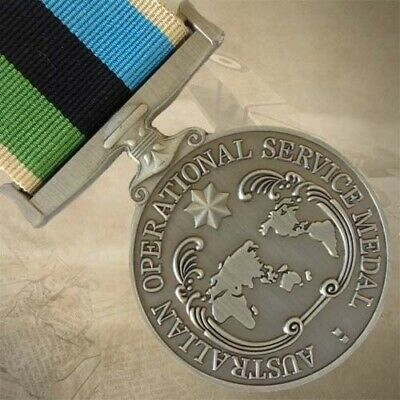 Australian Operational Service Medal - Greater Middle East   Award   Combat