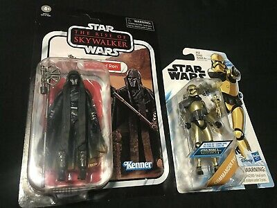2019 Star Wars Vintage Collection VC155 Knight of Ren & Commander Pyre ❌HURRy❌