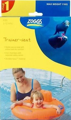 ZOGGS Trainer SWIM SEAT....For 3-12 months.....Brand New…..Never Used
