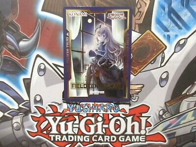 Yu-gi-oh! Field Center Card Ghost Belle DUDE Le Dévastateur De Duel