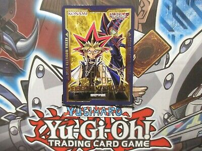 Yu-gi-oh! Field Center Card Yugi Muto DUDE Le Dévastateur De Duel