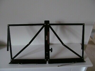 Stagg Desk Top Music Stand with Case