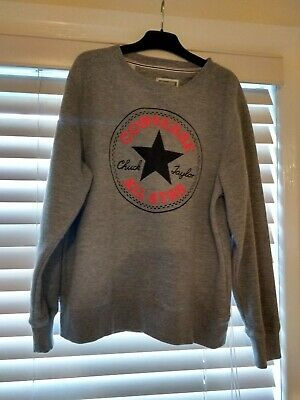 boys converse jumper age 10- 12 years