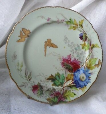 Antique Brownfield Plate - Circa 1870's - Beautiful and Rare