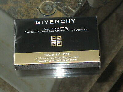 Givenchy 'Palette Collection' Travel Exclusive  Le Make -Up Must Haves *New*