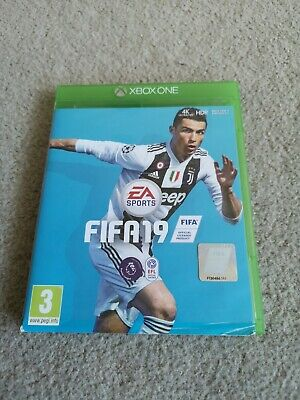 Electronic Arts FIFA 19 Game (Xbox One, 2018)