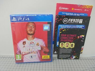 FIFA 20 PS4 Brand New & Sealed with Ultimate Team & Online Trial