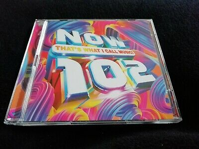Now That's What I Call Music 102 Album CD NEW