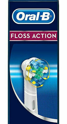 Oral-B Floss Action Replacement Electric Toothbrush Heads  GENUINE