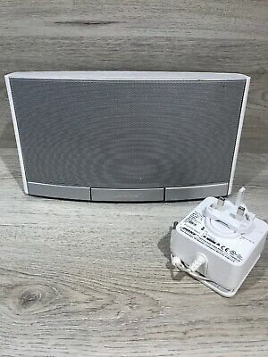 Bose SoundDock Portable Digital Music System White with Power Supply
