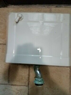 antique wall mount toilet tank
