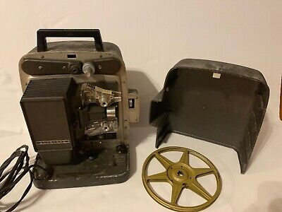 Bell & Howell 346A Autoload Super 8Mm Projector Tested Works