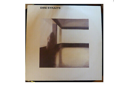 Dire Straits * Self Titled Vinyl Lp * Vertigo 9102 021 Plays Great