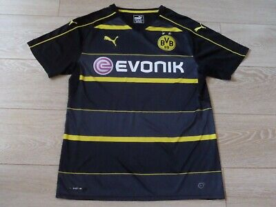 BORUSSIA DORTMUND Maillot Football Officiel t.Adulte L Puma Bundesliga Shirt