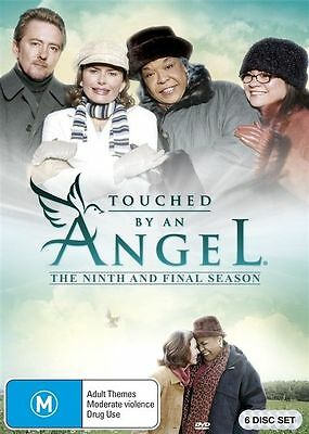 Touched By An Angel The Ninth And Final Season 9 Nine Series - DVD FREE POSTAGE