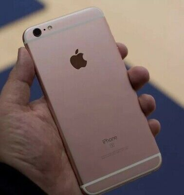 Apple iPhone 6s - 64GB - Rose Gold -(Unlocked) - Mint Condition