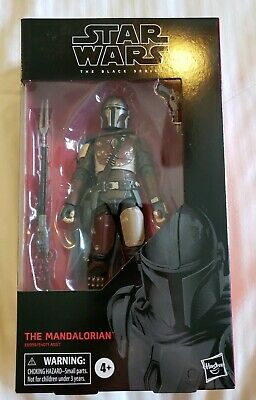 2019  Star Wars Black Series The Mandalorian 6 inch Figure #94