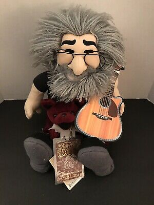 Jerry Garcia 18 Inch Doll All Access Lamented Pass Grateful Dead