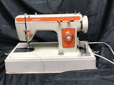 Brother Sewing Machine 681 Model C Tested OK, with case